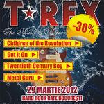Martisor rock: 30% reducere pentru biletele la BLAZE BAYLEY si T.Rex