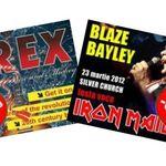 Bilete reduse cu 30% la BLAZE BAYLEY si T.REX!