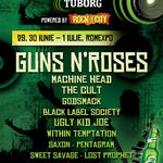 ROCK THE CITY 2012: MACHINE HEAD, GUNS N ROSES si multi altii!