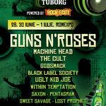 ROCK THE CITY 2012: MACHINE HEAD, GUNS N ROSES si multi altii!