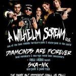 Concert A Wilhelm Scream si Diamonds Are Forever la U-man Music Fest