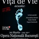 Concertul aniversar VITA DE VIE este sold-out