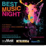 Castiga premii la sticla la Best Music Night!