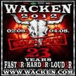 Noi formatii confirmate la WACKEN OPEN AIR 2012