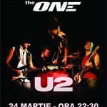 Concert tribut U2 cu The One in Hard Rock Cafe