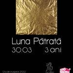 Concert ALINA MANOLE: 3 ani de folk-jazz sub Luna Patrata