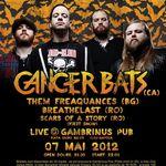 Concert CANCER BATS la Cluj