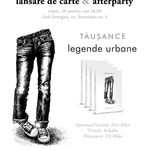 Volumul de poezii Legende urbane se lanseaza la Energiea Pub
