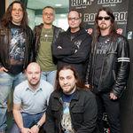 TIM RIPPER OWENS si PAUL BOSTAPH, invitati in studioul Rock FM