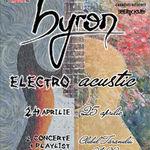 byron - un weekend intre electro  si acustic