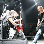 James Hetfield a cantat cu Machine Head