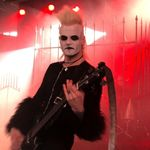 Snowy Shaw (Therion) a fost jefuit