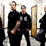 Volbeat au primit discul de aur in Finlanda