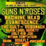 HEAVEN SHALL BURN canta la Rock The City 2012 + Bilete pe zile