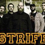 Solistul TERROR este invitat pe noul album STRIFE