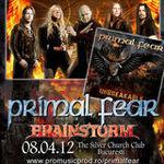 Achim Koehler va fi prezent la concertul PRMAL FEAR - BRAINSTORM  de la Bucuresti!