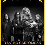 MEGADETH vor canta integral albumul Countdown To Extinction