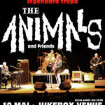 Concert THE ANIMALS in mai la Bucuresti
