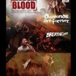 Concert GIVE 'EM BLOOD si DIAMONDS ARE FOREVER miercuri in Fabrica