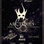 ARCTURUS la Brasov: Instrumente vintage, merchandise exclusiv