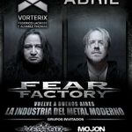 Urmareste integral concertul FEAR FACTORY in noua formula
