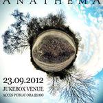 Concert ANATHEMA in septembrie la Bucuresti