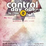 CONTROL DAY OUT 2 Special by Cliza in Cluj