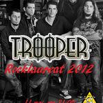 Finalistii competitiei Rockleaureat organziata de Trooper (Update)