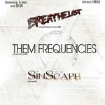 Concert BREATHELAST, THEM FREQUENCIES si SINSCAPE in Damage Bucuresti