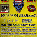 Line-up pentru METALFEST 2012
