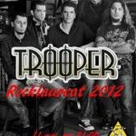 Finalistii competitiei Rockleaureat organziata de Trooper (Update 2)