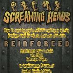Filmari de la concertul de adio SCREAMING HEADS din Resita