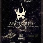 KRUNA Pratar: concert ARCTURUS sambata la Brasov
