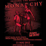 Concert de lansare album Monarchy vineri in Jukebox