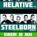 Steelborn continua turneul 'Trup de apa' la Sibiu si Cluj