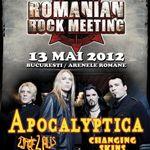 Concert Apocalyptica si White Walls duminica la Bucuresti