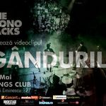 The Mono Jacks lanseaza videoclipul 'Gandurile' in Wings club