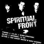 Castiga o invitatie dubla la concertul Spiritual Front din Control