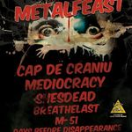 M-51 si Days Before Disappearance canta la Metalfeast in Fabrica