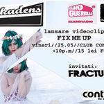 Concert de lansare videoclip Dekadens in club Control