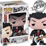 Sex Pistols lanseaza figurine personalizate