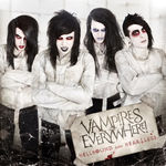 Vampires Everywhere publica tracklistul si coperta noului album
