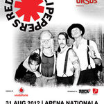 Concertul Red Hot Chili Peppers la Bucuresti este aproape sold out!