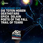Concerte Deathstars si Poets of The Fall la ARTmania 2012