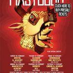 Filmari HQ cu Mastodon in Anglia