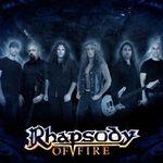 Filmari cu Rhapsody Of Fire in Philadelphia