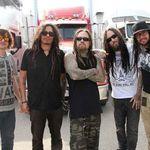 Filmari profesioniste cu Brian Head Welch alaturi de Korn (video)