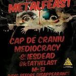 Metalfeast in club Fabrica din Bucuresti