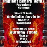 Festival de rock si metal la Casa Studentilor din Timisoara