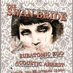 Concert The Swan Bride si altii in Gambrinus Pub din Cluj